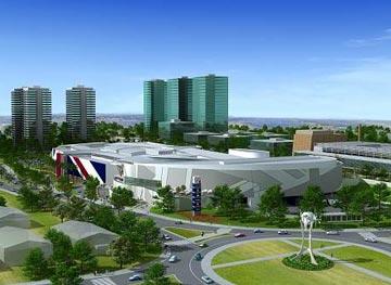 Shopping Center, Londrina, Brasil